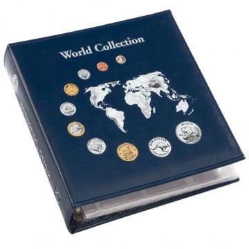 Альбом системы OPTIMA, для монет, с 5 листами