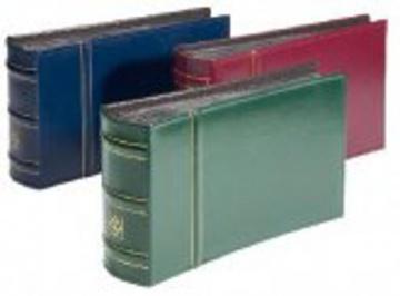 Альбом для почтовых конвертов и карточек. 100 листов. Евроформат
